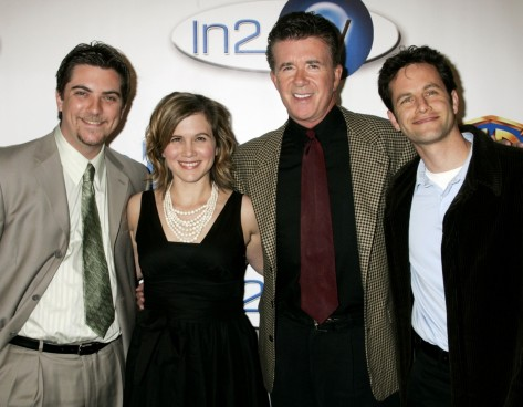 Alan Thicke Growing Pains Kids Reuters Tv Show