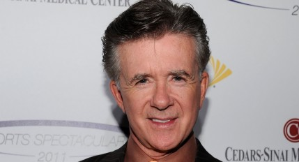 Alan Thicke Shared Photo France