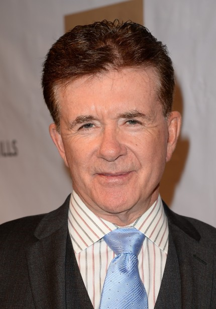 Alan Thicke Shared Picture