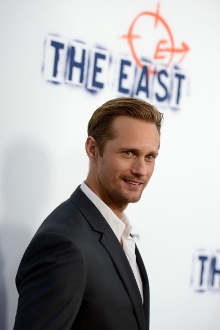 Alexander Skarsg Rd At Event Of The East