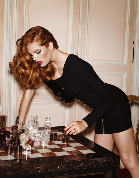 Alexina Graham By Marcus Pummer For Madame Figaro St November