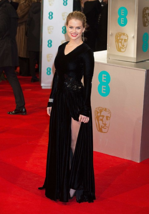 Alice Eve Bafta Awards