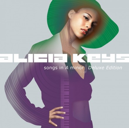 Alicia Keys Songs In Minor Deluxe Edition Official Album Cover Out June Album