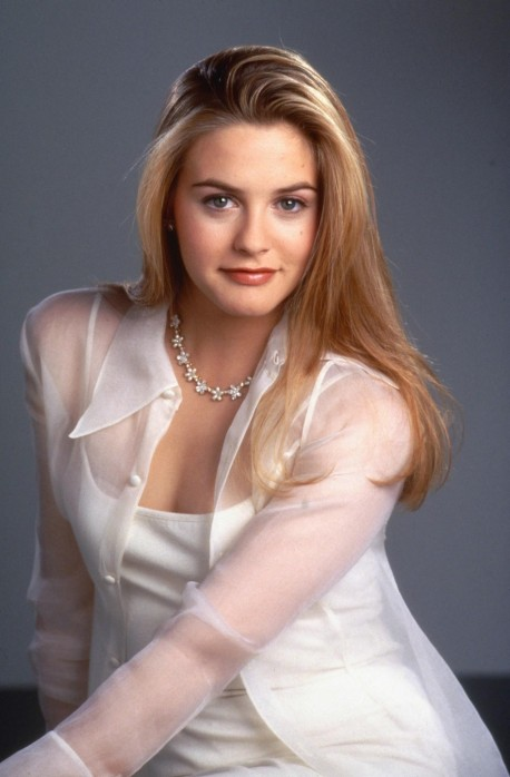 Still Of Alicia Silverstone In Clueless Large Picture Clueless