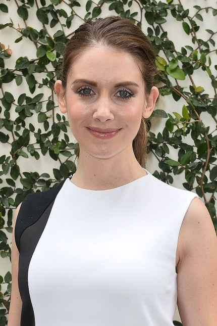 Alison Brie Attend The Magazine Luncheon In Los Angeles