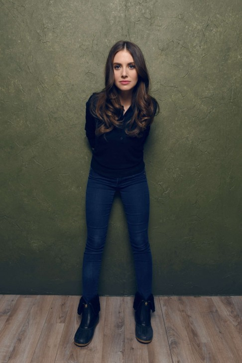 Alison Brie Sleeping With Other People Portraits Sundance Film Festival