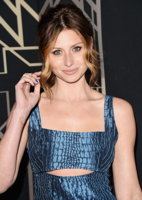 Alyson Aly Michalka At Th Annual Elle Women In Music Celebration In Hollywood Movies