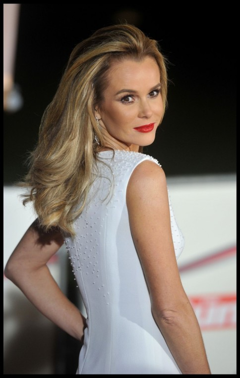 Amanda Holden Appear At Night Of Heroes The Sun Military Awards In London