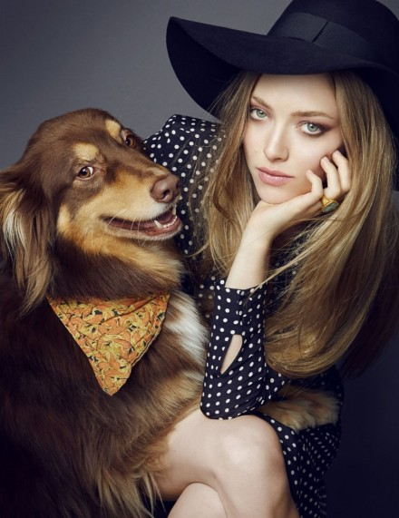 Amanda Seyfried Photos For Elle Uk June