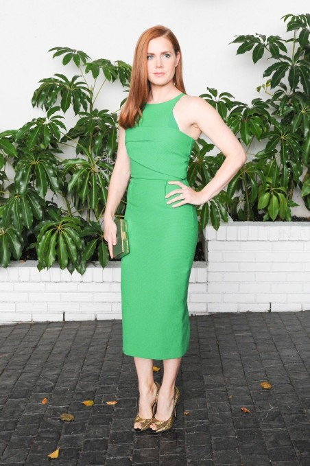 Amy Adams Attend The Magazine Celebrates Golden Globes Week In Los Angeles