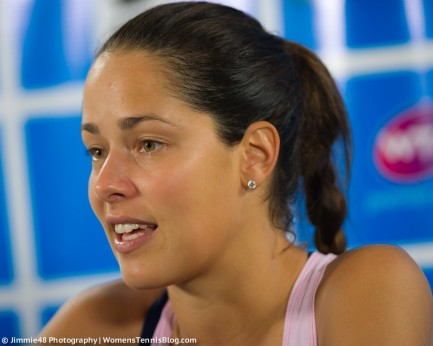 Ana Ivanovic Brisbane Tennis International