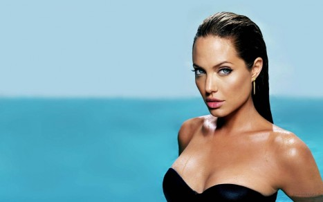 Angelina Jolie Wallpaper Wallpaper