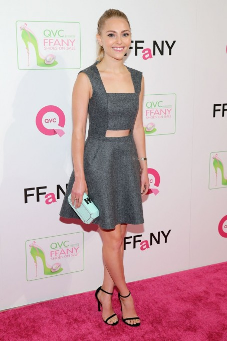 Annasophia Robb At Ffany Shoes On Sale In New York Body