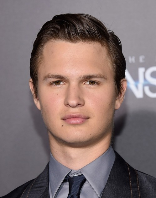 Insurgent Ny Premiere Ansel Elgort