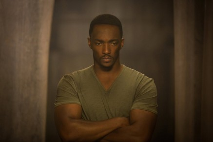Anthony Mackie Muscle