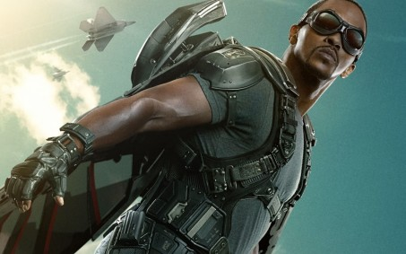 Anthony Mackie Talks Falcon Age Of Ultron Appearance Falcon