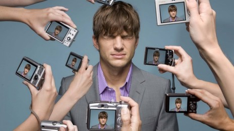 Ashton Kutcher Funny Hd Wallpaper Desktop