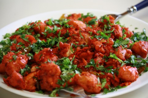 Indian Chinese Food Chicken Indian Food