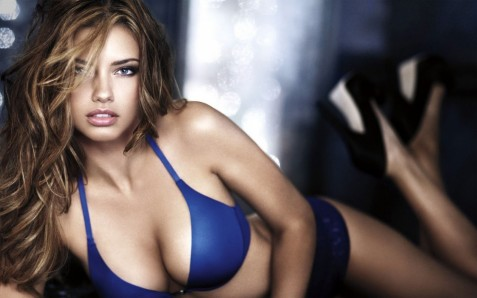 Adriana Lima Hollywood Actress Hot Hd Wallpapers