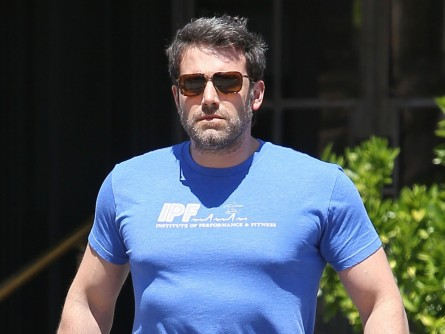 Ben Affleck Hyper Muscle Pour Le Role De Batman Muscle