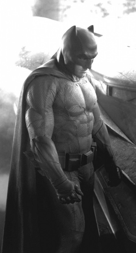 Ben Affleck In Batman Vs Superman Movie Image