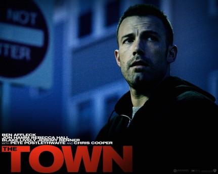 The Town Wallpaper Ben Affleck The Town Movies