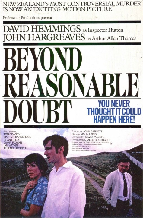 Beyond Reasonable Doubt Xlg Movie
