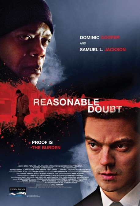 Reasonable Doubt Ver Xlg Movie