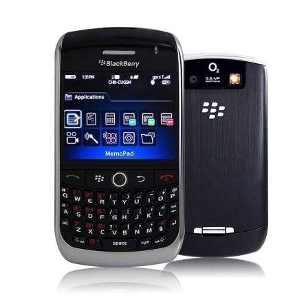 Blackberry Curve Curve