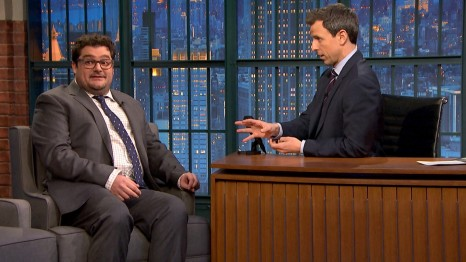 Bobby Moynihan Got Seth Old Snl Dressing