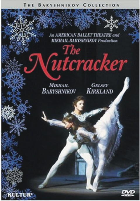 Nutcracker Baryshnikov Movie