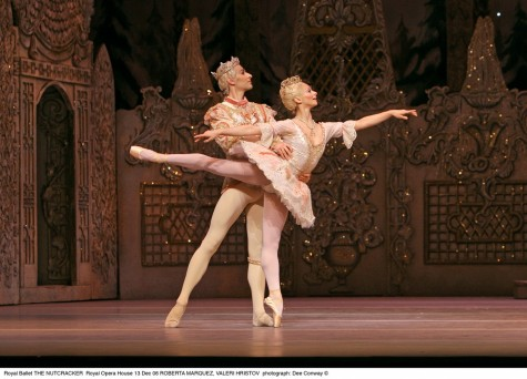 Roberta Marquez And Valerihristov In The Nutcracker Photo By Dee Conway Movie