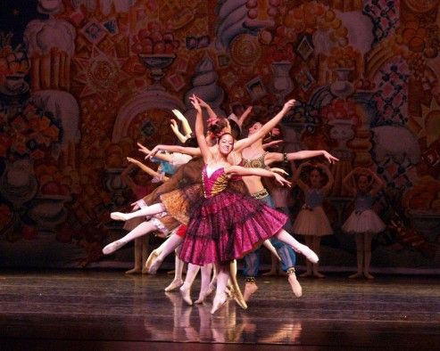 The Nutcracker Kozlov Dance International Movie