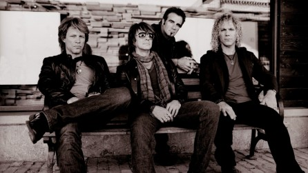 Bon Jovi Rock Band Band