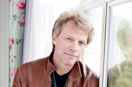 Jon Bon Jovi At The Savoy Hotel