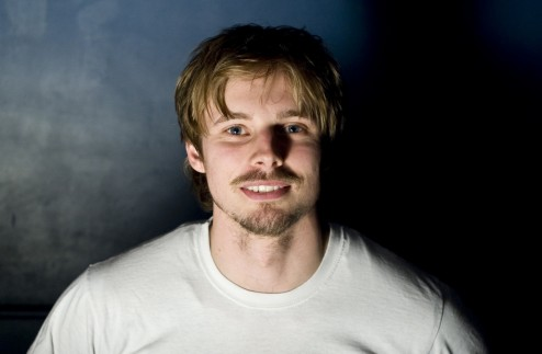 Bradley James Homeland