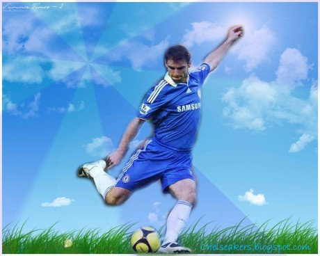 Branislav Ivanovic High Resolution Wallpaper Wallpaper