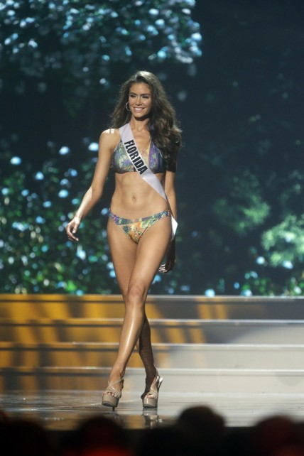 Brittany Oldehoff Miss Usa Preliminary Competition