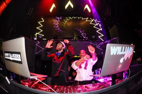 Brody Jenner William Lifestyle Tao Residency Kickoff