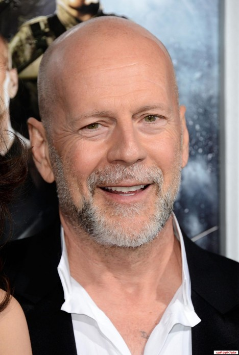 Bruce Willis Shared Photo
