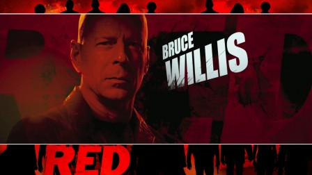 Wallpapers Red The Movie Movies