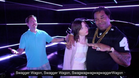 Busta Rhymes Stars In Toyotas Newest Ad Weird And Chubby Video