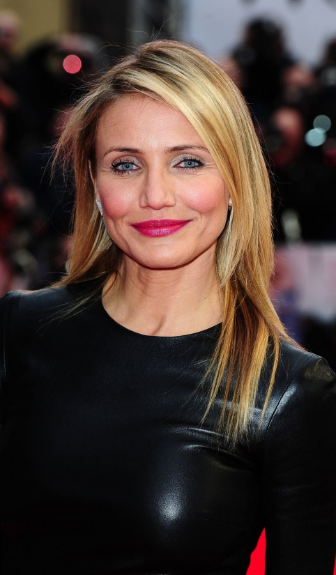 Cameron Diaz Wallpaper Muscles