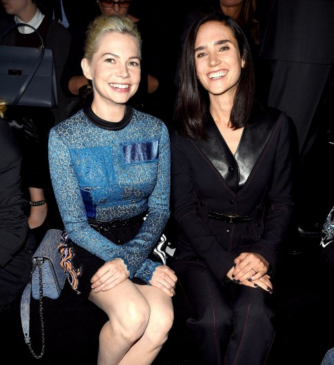 Michelle Williams Jennifer Connelly Zoom