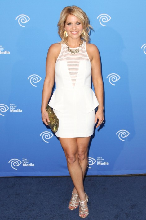 Time Warner Cable Media Cabletime Upfront Event At Hollywood Roosevelt Hotel Candace Cameron Bure