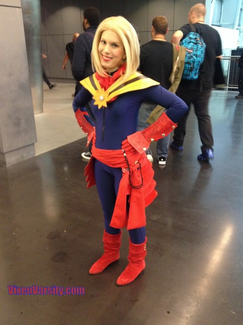 Ms Marvel Cosplay Nycc Cosplay