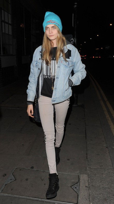 Cara Delevingne Dated Harry St Fashion