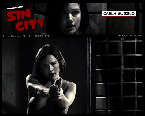 Carla Gugino Sin City Lucille