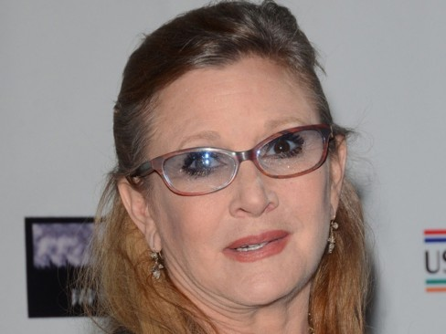 Carrie Fisher Max