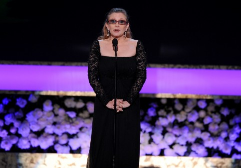 Carrie Fisher St Annual Screen Actors Guild Awards